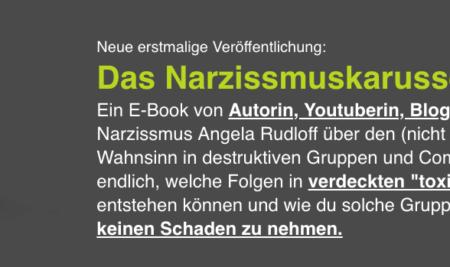"""Buchempfehlung """"Das Narzissmuskarusell"""""""